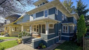 Old NE Portland Style Home Makeover