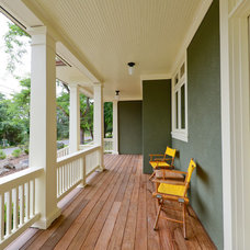 Traditional Porch by Paul Johnson Carpentry & Remodeling
