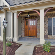 Craftsman Porch by CRAIG BUILDERS