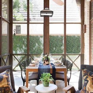 Idéer för att renovera en vintage innätad veranda