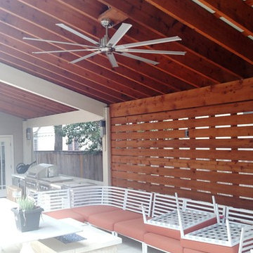 Old West Austin Poolside Pergola and Much More!