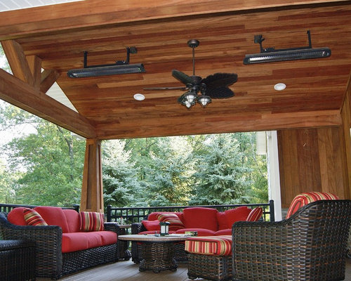 Outdoor Great Room with Awesome Covered Structure in ... on Sparta Outdoor Living id=60941