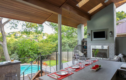 Porch of the Week: An Outdoor Room for Cooking and Relaxing