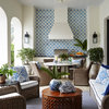 Houzz Tour: A Breezy Vacation Home in Blue and White