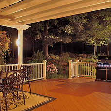 Traditional Porch by LC Construction, Inc