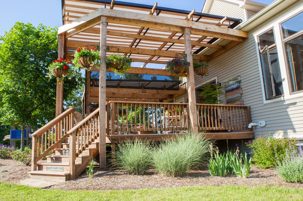 Traditional Porch by CDI: Choice Designs, Inc.