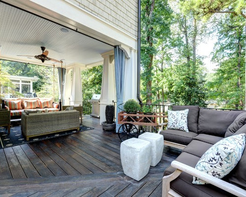 Uncovered deck home design ideas pictures remodel and decor for Uncovered patio ideas