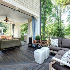 Traditional Porch by The Consulting House Inc.