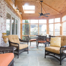 Traditional Porch by Sheffield Furniture & Interiors