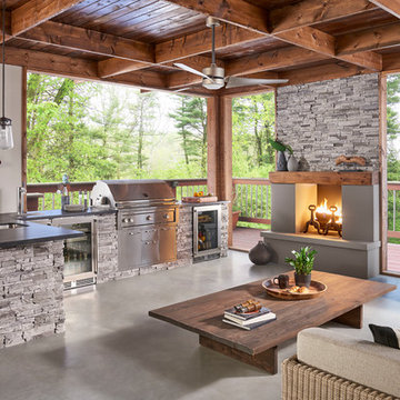 Outdoor Spaces: Perfect Places For Entertaining