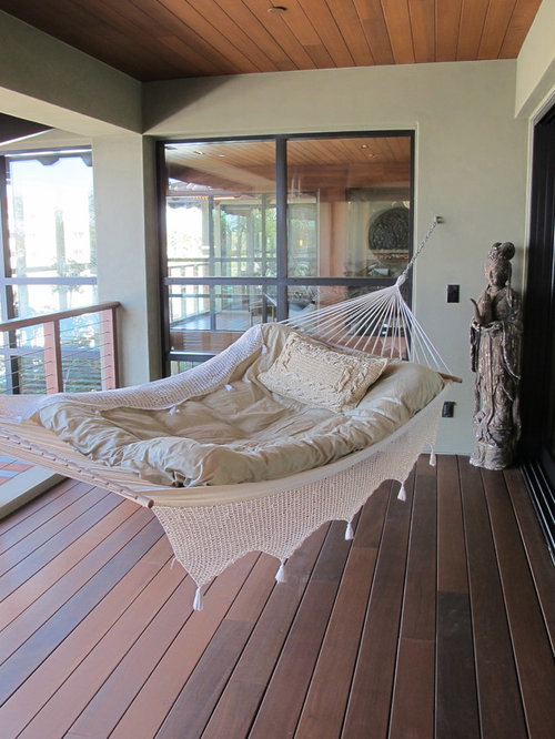 SaveEmail. Houzz   Indoor Hammock Design Ideas   Remodel Pictures