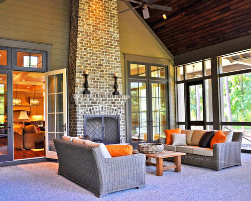 10 990 Back Porch Design Ideas Amp Remodel Pictures Houzz