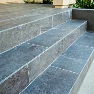 75 Beautiful Modern Tile Porch Pictures Ideas Houzz