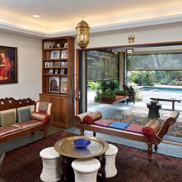 Palo Alto Whole House-Eclectic Design