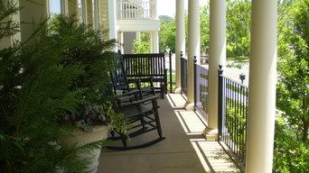 Park View Arlington Front Porch
