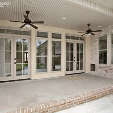 Traditional Porch by Hollingsworth Design