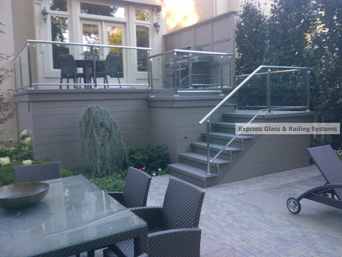 Patio Railings · More Info