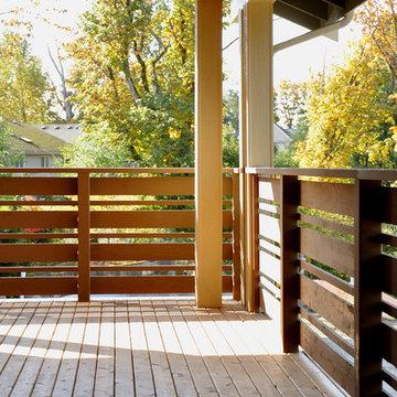 Paul Michael Davis Design Front Porch 1