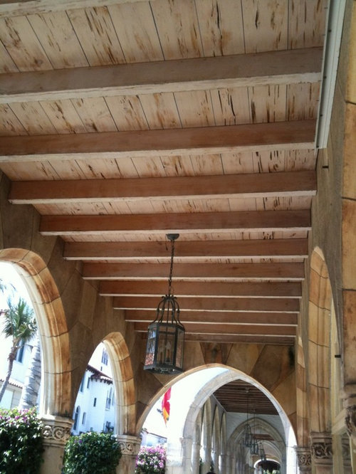 Cypress Ceiling Houzz