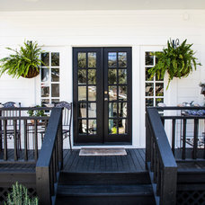 Traditional Porch by Stephanie Wilson