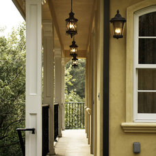 Traditional Porch by Allwood Construction Inc