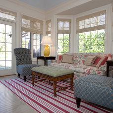 Traditional Porch by Reflections Interior Design