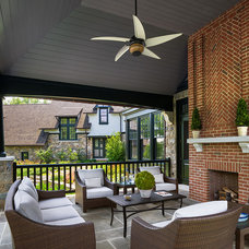 traditional porch by Tom Crane Photography, Inc.