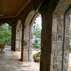 Traditional Porch by Retracta Screen of the Carolinas, Inc.