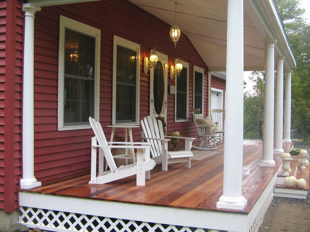Eclectic Porch Philigry