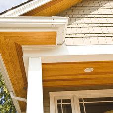 Craftsman Porch by ecco design inc. architects