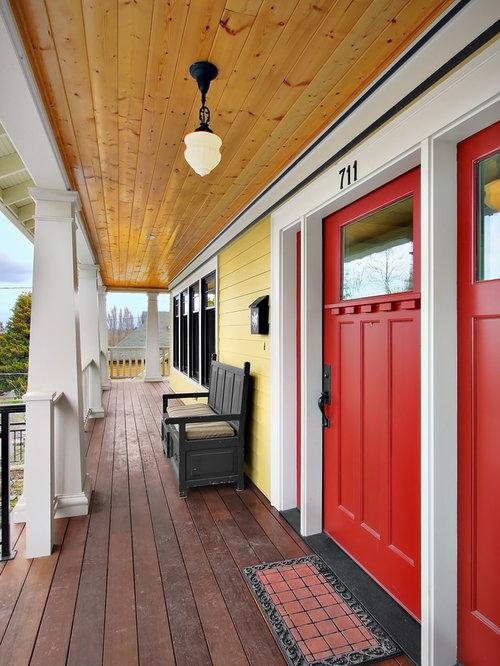 Craftsman Front Door Houzz