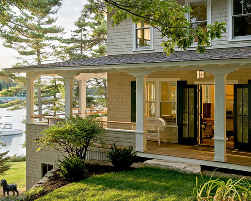 Porch Design Ideas if space is at a premium you can use front stairs to grow some herbs 88668 Porch Design Ideas Remodel Pictures Houzz