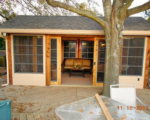 Kenbrook cove detached sunroom pool room for Detached sunroom