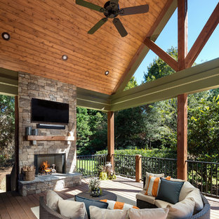 75 Beautiful Back Porch Design Ideas Pictures Houzz