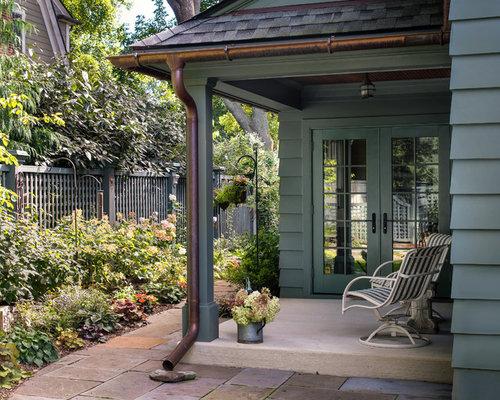Ideas para terrazas Diseos de terrazas extra grandes con losas de