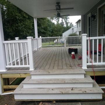 Porch Addition Lancaster PA 17602