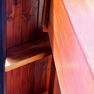 This is an example of a craftsman porch design in DC Metro.