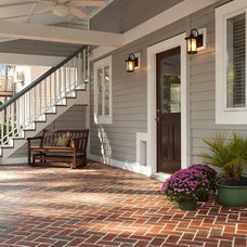 traditional porch by Balding Brothers Restoration & Remodeling