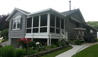 Porch Enclosure #1