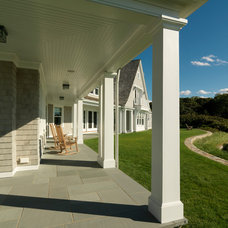 Traditional Porch by Hart Associates Architects, Inc.