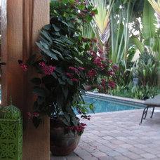 Eclectic Porch Porch