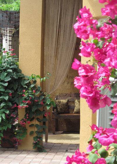 Mediterran Veranda Porch