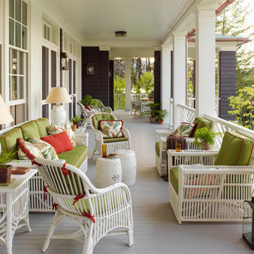 Porch Layout