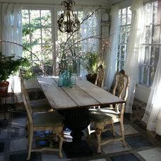 Porch by Maureen Rivard