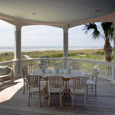 Traditional Porch by Phillip W Smith General Contractor, Inc.