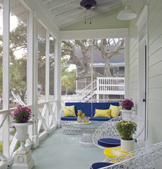 contemporary porch by Joel Snayd