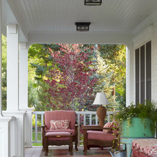 Farmhouse Porch by Todd Remington Architect