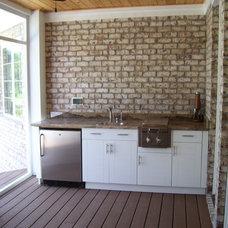 Porch by COASTROAD Hearth & Patio