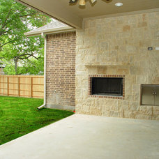 Traditional Porch by JLD Custom Homes