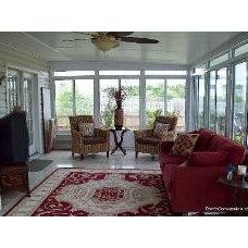 Traditional Porch by Porchconversion.com